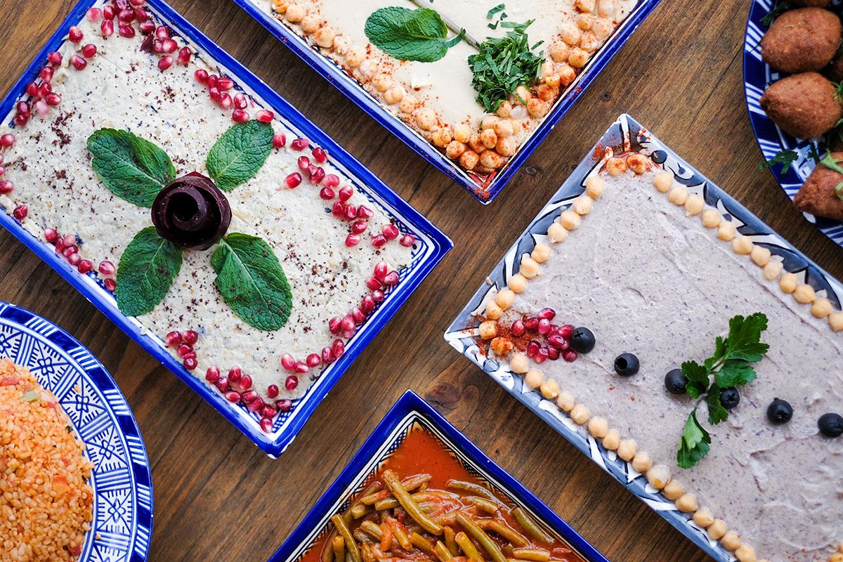Mezze, Hummus