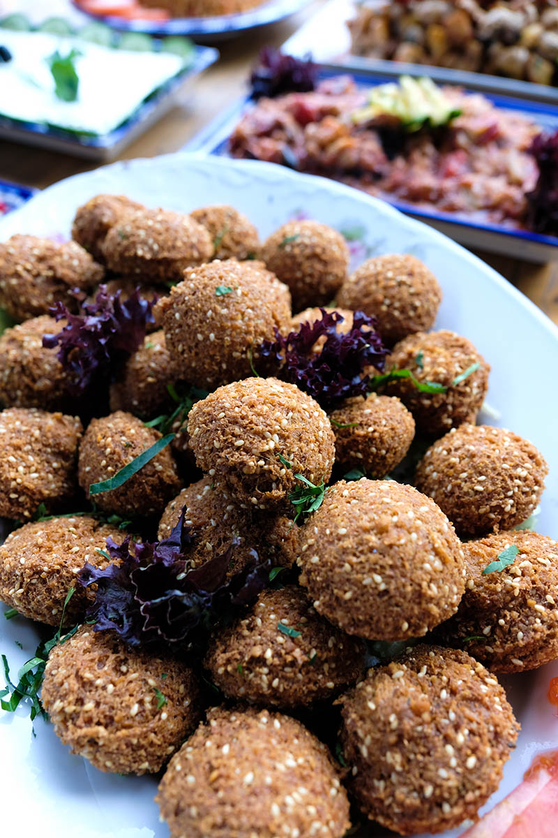 Mezze Catering, Falafel